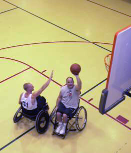 Recreation doesn't have to stop after a spinal cord or brain injury. From basketball to water sports, competitive and non-competitive recreational activities are one of the best ways to adjust to lifestyle changes caused by a disability.