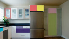 How To Paint Formica Cabinets