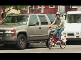 See how some folks manage a carless commute and learn about how bicycles work in our bicycle video playlist.