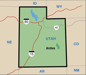 Arches National Park Visitor Information Howstuffworks