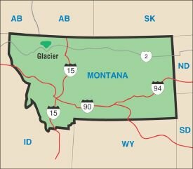 Glacier National Park Visitor Information | HowStuffWorks on montana big sky resort map, montana billings map, montana on a map, montana hot springs map, montana california map, montana mile marker map, montana city map, montana red lodge map, montana united states map, montana ennis map, montana wildlife map, montana continental divide trail map, montana yellowstone map, montana idaho map, montana camping map, montana zip code map, montana helena map, montana great falls map, montana bozeman map,