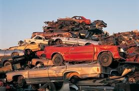 Recycle your car parts!