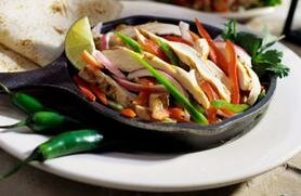 Cast iron isn't just for red meat -- you can cook potatoes, chicken, fish and veggies in it too!