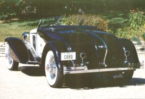 The custom speedster was a particular favorite of Brooks Stevens, who still had it at the time of his death in 1995.