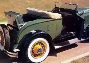 It took three years to restore this 1930 Nash Twin Ignition Six.