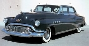 Sales of the 1951 Buick began slowing down because of U.S. involvement in the Korean conflict.