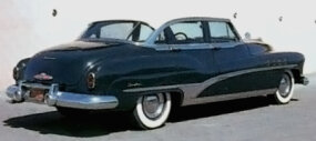 In 1951, Buick was able to build 48,758 Riviera sedans, the base price of which had escalated to $3,044.