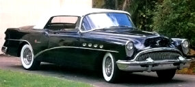 The 1954 Buick Roadmaster ragtop found 4,739 buyers.