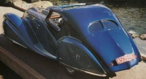 In the late 1930s, the sporty Delahaye Type 135 scored wins in the Monte Carlo Rallye and at LeMans.
