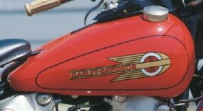 Introduced in 1936, the Harley-Davidson EL went on to become one of Harley's most-popular motorcycles.