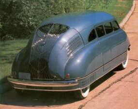 Most 1936 Stout Scarabs were originally owned by Stout board members.