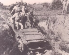 The MB and GPW jeep models went on to create history.