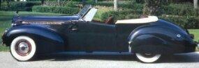 Status symbol: the ragtop Victoria convertible.