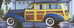 """While the mahogany side panels are easy on the eyes, """"woodies"""" required special care to keep their bodies maintained."""