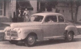 The 1942 Super DeLuxe sedan coupe was a $920 offering.