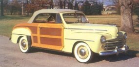The high price and required high maintenance of the Ford Sportsman held production to just 1,209 units for 1946, 2,250 for 1947, plus 28 for 1948.