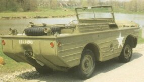 The World War II Seep Jeep was a seagoing jeep.