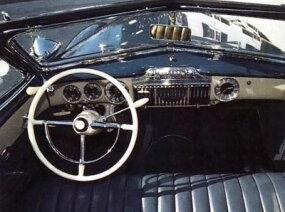 The Cadillac AM radio was one of the most popular features in 1947.