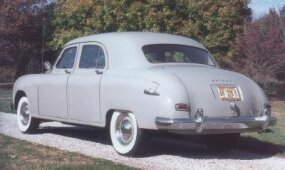 Just over 65,000 Kaiser Specials were built for 1947.