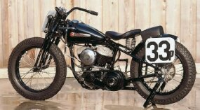 With its broad powerband, the flathead V-twin was