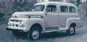 1952 Ford Ranger
