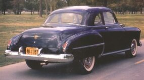 The Series 76 was on its way out after 1950, but its body style is still significant today.