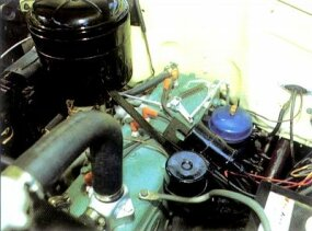 Considered unimpressive by some, the Plymouth engine still has many fans.