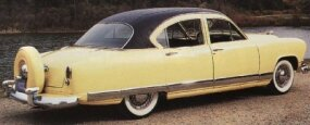 The most popular of the second-series 1951s were Golden Dragons.
