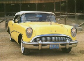 Output of the 1954 Skylark was only 836 units, and Buick probably lost money on every one.