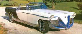 The 1953 Die Valkyrie's design was forward-thinking for the era.
