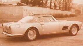 The 1956 Ferrari 410 Superamerica had the advantage of being suitable for distance driving.