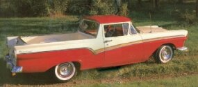After 1960 the Ford Ranchero wasn't much of a hit.