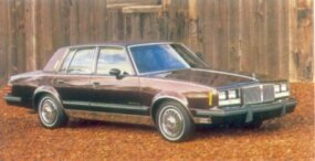 This 1985 Pontiac