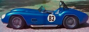 The 1957 Devin SS received mixed reviews from Road & Track, but drivers and enthusiasts loved it.