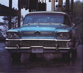 Buick had flown high during the mid-Fifties when it captured third place in industry sales.