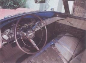 This Bermuda could seat six in its Pacer interior.