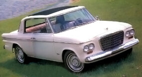 The Studebaker Lark received an attractive facelift for 1963, but that didn't stop sales from nosediving.