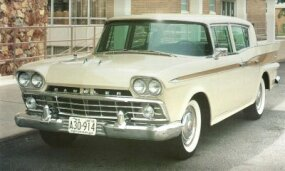 The 1959 model was sixth in production and turned a $60 million profit.