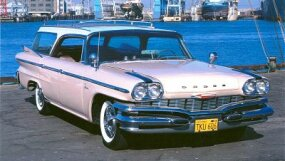 Sales of the 1960 Dodge Polara and Matador (Polara's less-dressy mate) were dismal, totaling less than 15 percent of Dodge's 1960 volume.