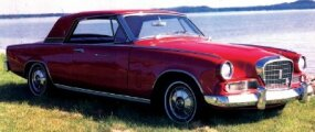 Only 1,767 1964 Studebaker Gran Turismo Hawks were made.