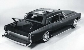 In 1966, Lehmann-Peterson won approval from the U.S. government to supply a presidential limousine and two Secret Service security-detail cars.