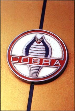 Often the Cobra badging was the only way to distinguish it from an AC Ace roadster.