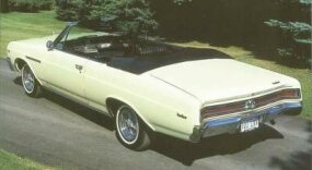 Just 2,147 convertibles got the 1965 Buick Gran Sport option package.