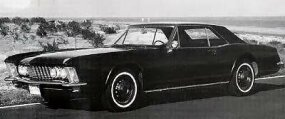 Toronado mechanicals were tested in this remarkably stock-looking and well-finished Buick Riviera.