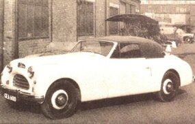 In 1949, the Jensen Interceptor made its debut.