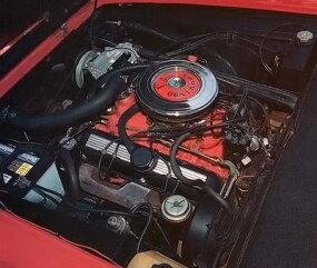 Chrysler's 235-horsepower engine fueled the 450 SS.