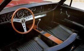 The 450 SS was fitted with either a four-speed manual transmission or a three-speed TorqueFlite automatic.