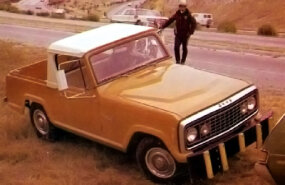 Not only were the 1967-1973 Jeepsters restyled for 1972, but the name was changed to Jeep Commando.