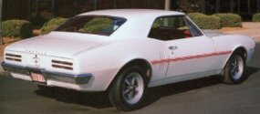 Although the 1967 Pontiac Firebird Sprint was overshadowed by the other Firebird models, the Sprint was a great muscle car for the price.