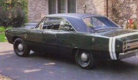 1968 Dodge Dart GTS 440: A Profile of a Muscle Car